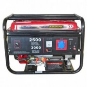 Generator curent electric Weima WM3000E 2500 W pornire electrica rezervor 15 l