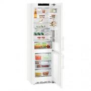 GARANTIE 4 ANI Combina frigorifica Liebherr, clasa A+++-20%, congelator NoFrost, alb CNP 4858
