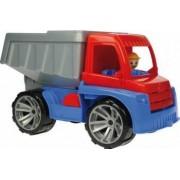 Camion basculanta 30cm Truxx din plastic cu figurina