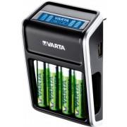 Caricabatteria Varta LCD con porta USB 57677101441