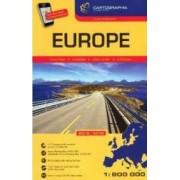Atlas Rutier Europa mare