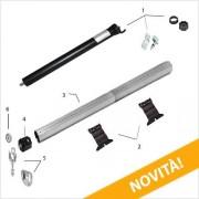 Rogiam Motore tapparelle Kit completo Motorizzazione 20 Nm/40kg (Kitmot20)