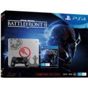 Consola Sony PlayStation 4 Slim 1TB Black Limited Edition + Star Wars Battlefront II