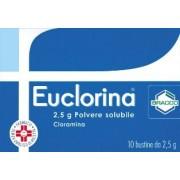 Dompè Farmaceutici Euclorina Polvere Solubile 10 Bustine 2,5g