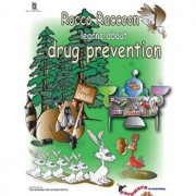 Pathways To Learning:Rocco Raccoon Learns About Drug Prevention Activity Book 25 Pack