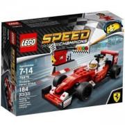 Констуктор ЛЕГО СПИИД ШАМПИОНИ - Scuderia Ferarri SF 16-H, LEGO Speed Champions, 75879