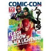 tv guide Comic con 2017 magazine Tv Guide special comic con The Flash Arrow 2017