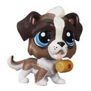 Figurina Hasbro Littlest Pet Shop Get The Pets Single A Bernie St. Croix
