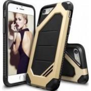Husa Ringke iPhone 7 ARMOR MAX ROYAL GOLD + Folie protectie display Ringke