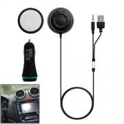Bluetooth 4.0 Bilhandsfree med 3,5mm musikströmning