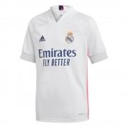 adidas Real Madrid Thuisshirt 2020-2021 Kids - Wit - Size: 152