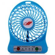 Portable Rechargeable Mini Fan USB 3-mode Fan with 18650 Lithium Battery HiSPEED 100 GENUINE High-Speed Mini Desk Trave