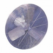 Schaefer Washdown Duty Circulation Fan - 24 Inch, 7094 CFM, 1/2 HP, 115 Volt, Model 24CFO-EWDS
