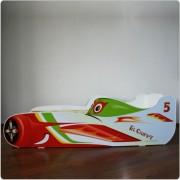 Pat copii Avion El Chupacabra