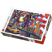 Trefl Puzzle Slagalica Colours of New York 1000 kom (10523)