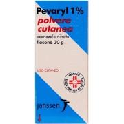 > Pevaryl*polv Cut 30g 1%