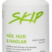 Skip Nutrition Skip Hår, Hud & Naglar 240 tabletter