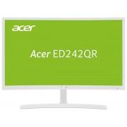 """Monitor VA LED Acer 24"""" ED242QRwi, Full HD (1920 x 1080), VGA, HDMI, 75 Hz (Alb)"""