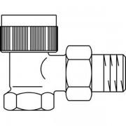 Oventrop Thermostatische radiatorafsluiter F 1/2 haaks Kvs 0,32 m3 h 1180604