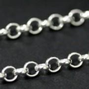 Necklace Silver 925 Portuguese 60cm / 3mm