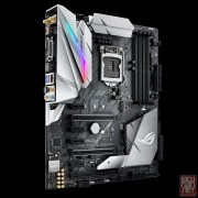 Asus ROG STRIX Z370-E GAMING, Intel Z370, VGA by CPU, 3xPCI-Ex16, 4xDDR4, 2xM.2, DVI/HDMI/DP/USB3.1/USB Type-C/Wi-Fi, ATX (Socket 1151)