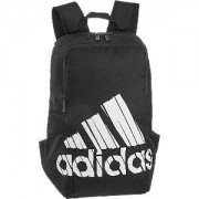 Adidas Zwart - witte rugtas