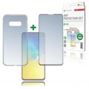 Conjunto de Protecção 4smarts 360 Premium para Samsung Galaxy S10e - Preto