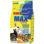 KIKI MAX Menu Rabbit 4kg krmivo pro králíky