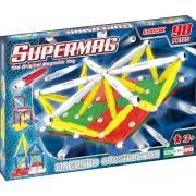 SUPERMAG CLASSIC PRIMARY - SET CONSTRUCTIE 98 PIESE - SUPERMAG (SM0402)