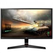 Монитор LG 24MP59G-P, 23.8 инча IPS, 5ms, Full HD 1920x1080, D-Sub, HDMI, DisplayPort, Черен, 24MP59G-P