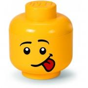 Room LEGO úložná hlava velikost S Silly