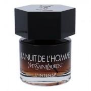 Yves Saint Laurent La Nuit De L´Homme L´Intense eau de parfum 60 ml uomo