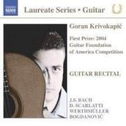 Goran Krivokapic - Guitar Laureate (0747313280926) (1 CD)