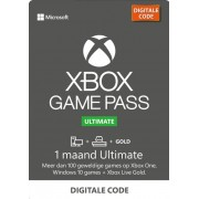 Xbox Game Pass Ultimate 1 Maand Code PC/Xbox/Gold