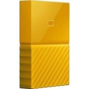 HDD extern WD My Passport New 2TB USB 3.0 2.5 inch Yellow