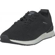 Gant Brentoon Sneaker G00 - Black, Skor, Sneakers och Träningsskor, Sneakers, Svart, Herr, 43