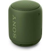 Sony Głośnik mobilny SRSXB10G Zielony