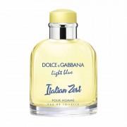 Dolce&Gabbana Light Blue Italian Zest Pour Homme Eau De Toilette 75 ML