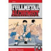 Fullmetal Alchemist, Volume 15, Paperback/Hiromu Arakawa