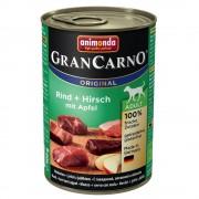 Animonda -5% Rabat dla nowych klientówAnimonda GranCarno Original Adult, 6 x 400 g - Koktajl wielomięsny Darmowa Dostawa od 99 zł