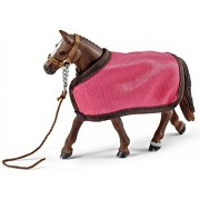 Schleich Fly Blanket and Halter Play Set