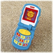 Primul telefon Fisher Price