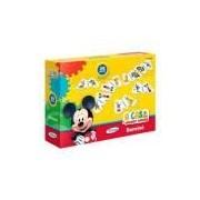 Jogo De Dominó Em Madeira 28 Peças A Casa Do Mickey Mouse Xalingo Disney 1897.6