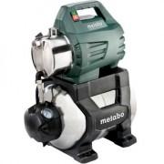 HWW 4500/25S INOX Metabo Hidrofor Metabo,inaltime refulare 48m, putere motor 1300W ,debit max.66 l/min.