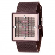 EOS New York Petra Watch Burgundy 303SPUR