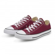 Converse All Star Chaussures M9691C Bordeaux Taille 3.5