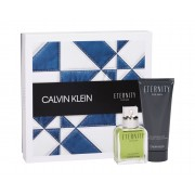 Calvin Klein Eternity 50Ml For Men Edp 50 Ml + Shower Gel 100 Ml Per Uomo