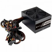 Corsair Builder Series VS550, 550 Watt Power Supply, EU Version CP-9020171-EU