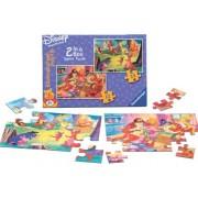 Ravensburger - Doc McStuffins Puzzle - Pet Vet (2 x 24 pc)