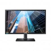 "Samsung S24E650XW 24"" PLS Black computer monitor"